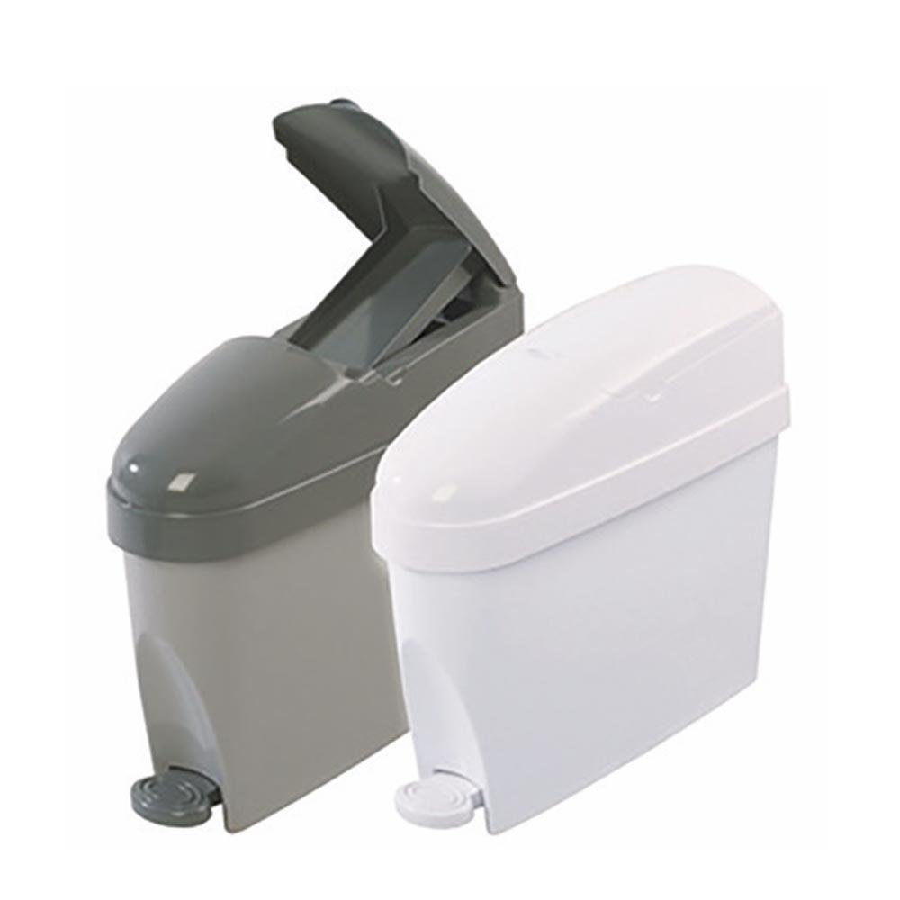 Sanitary Bins 12 Litre Mini - White