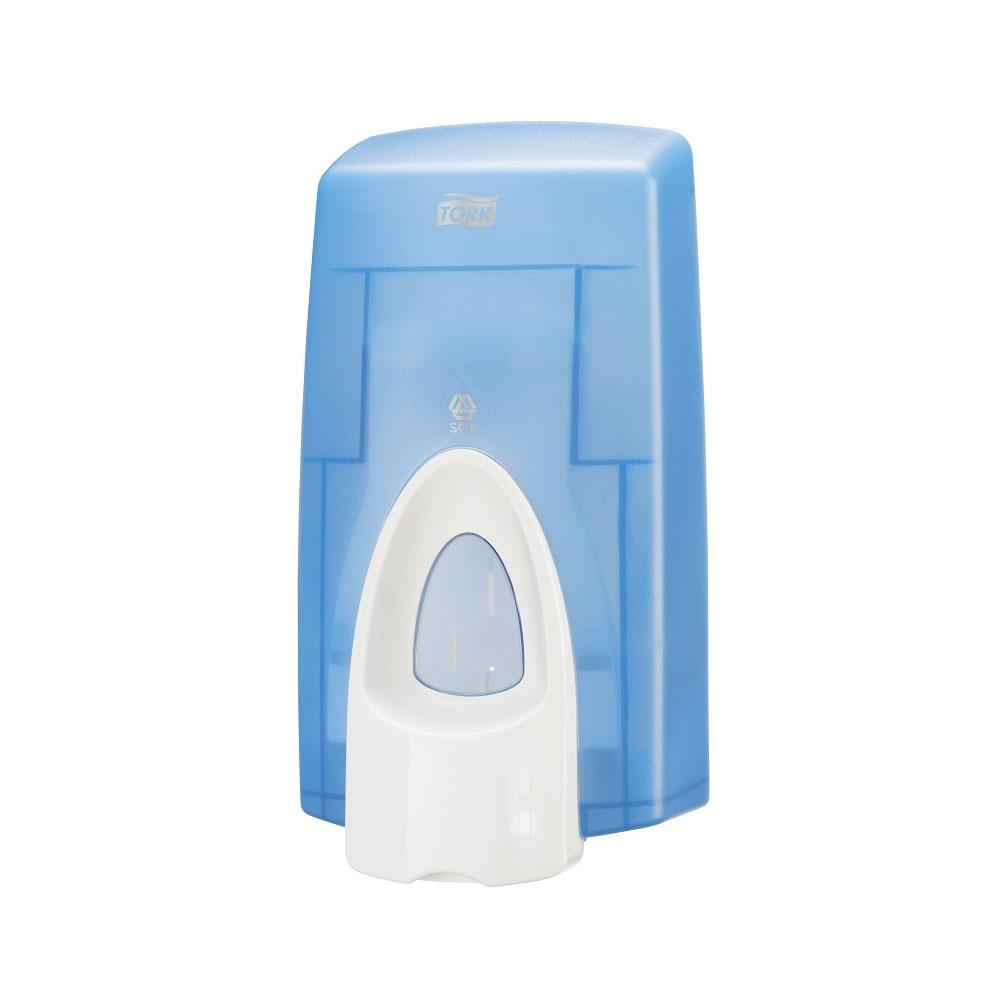 Lotus Foam Soap Dispenser - Blue