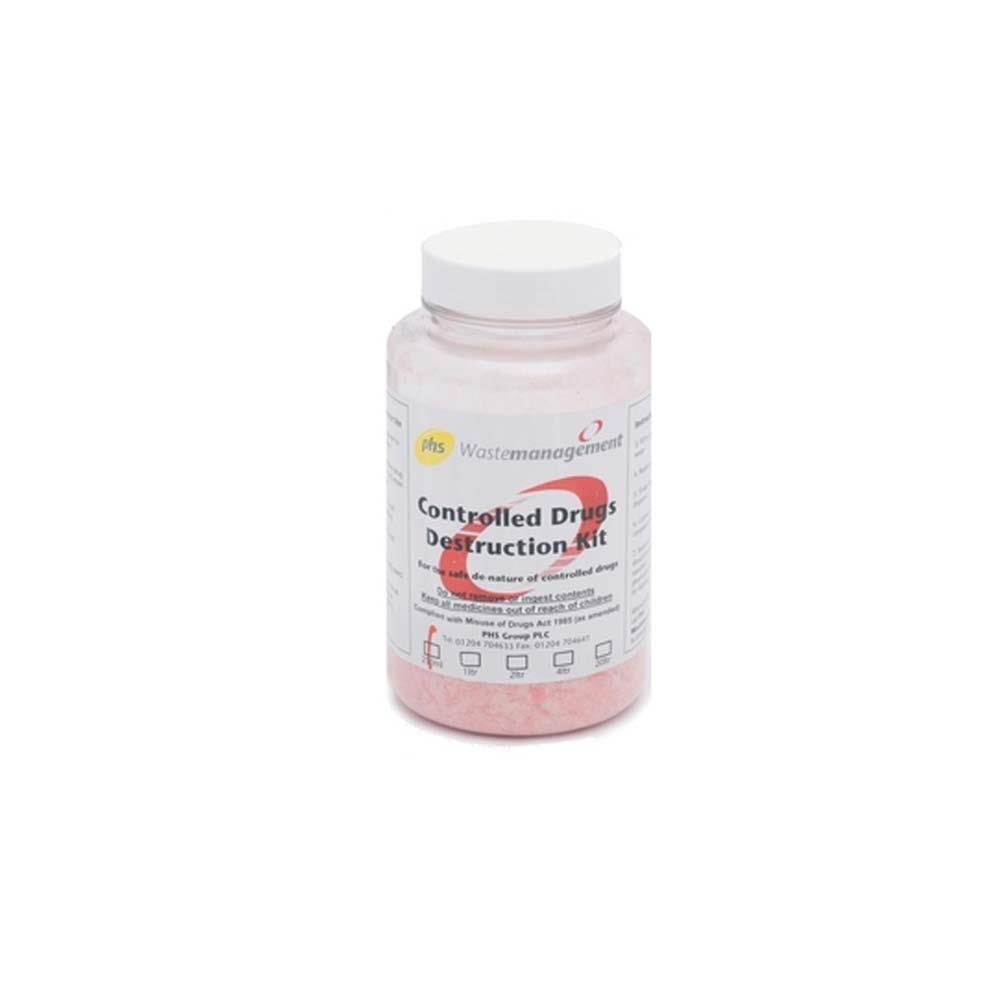 Controlled Drugs Destruction Kit - 250ml