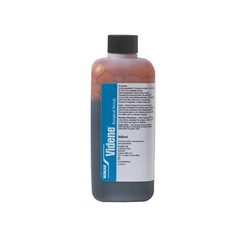 Videne Surgical Scrub - 500ml